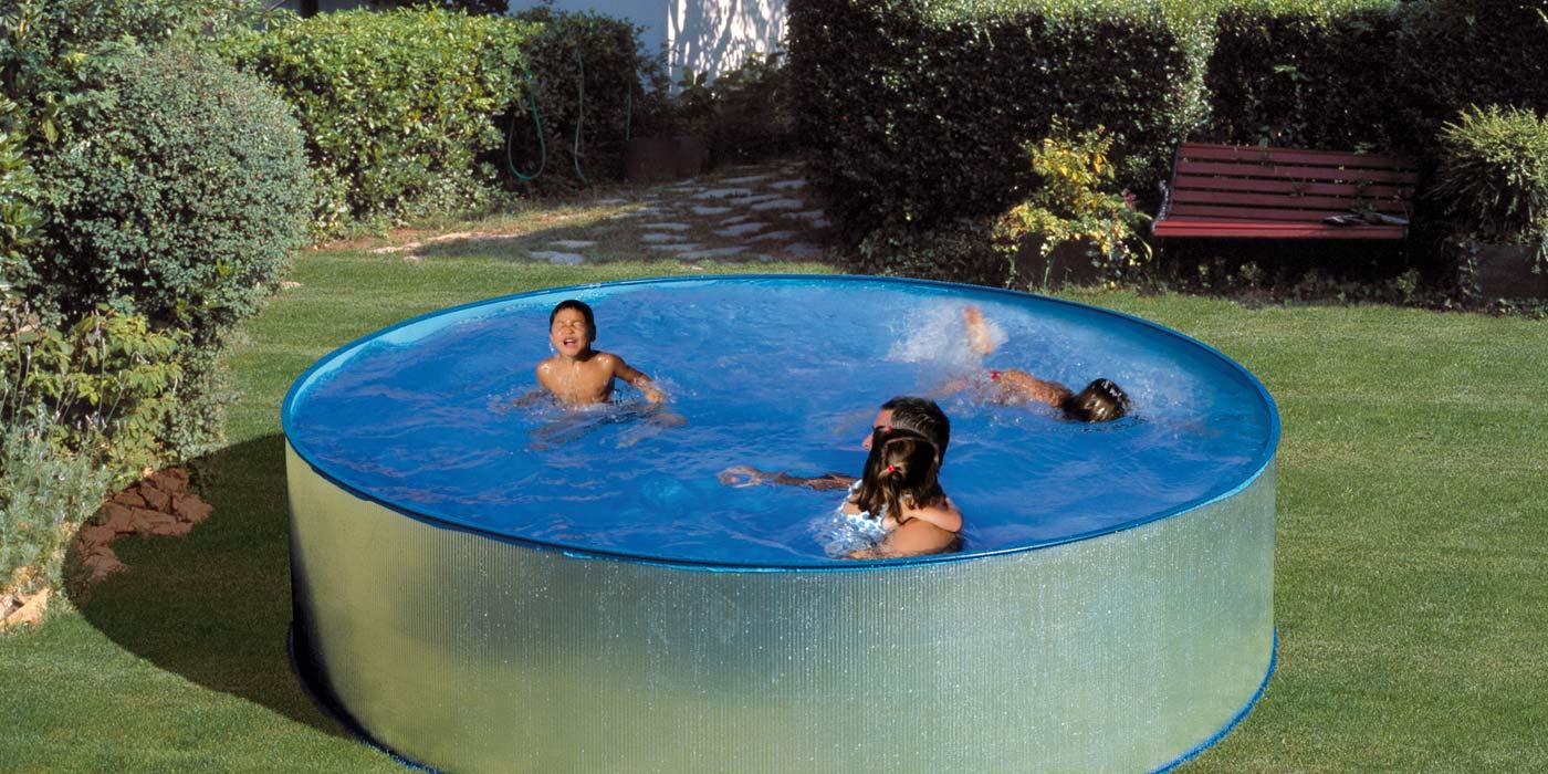 Summer fun pool innenfolie schwimmbad und saunen for Innenfolie stahlwandbecken