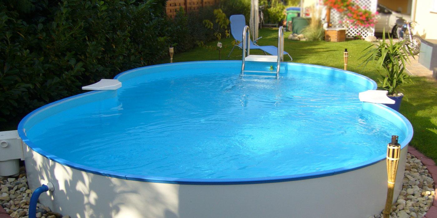 Pool obi cmi pool pavillon beige cm x kaufen bei obi for Pool bei bauhaus
